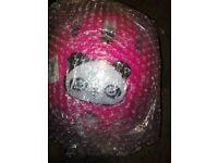 BRAND-NEW girls junor halmet and pads