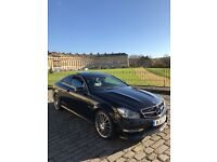Mercedes c63 amg coupe 7S MCT