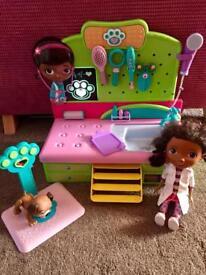Doc McStuffins Toy
