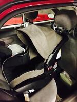 Britax infant car seat with seat base