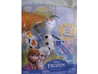 MUSICAL OLAF from FROZEN (Brand new & Boxed)