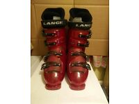 Ski Boots Lange Athos Plus 40 (men's 28.5)