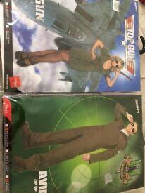TOP GUN MALE&FEMALE COSTUMES