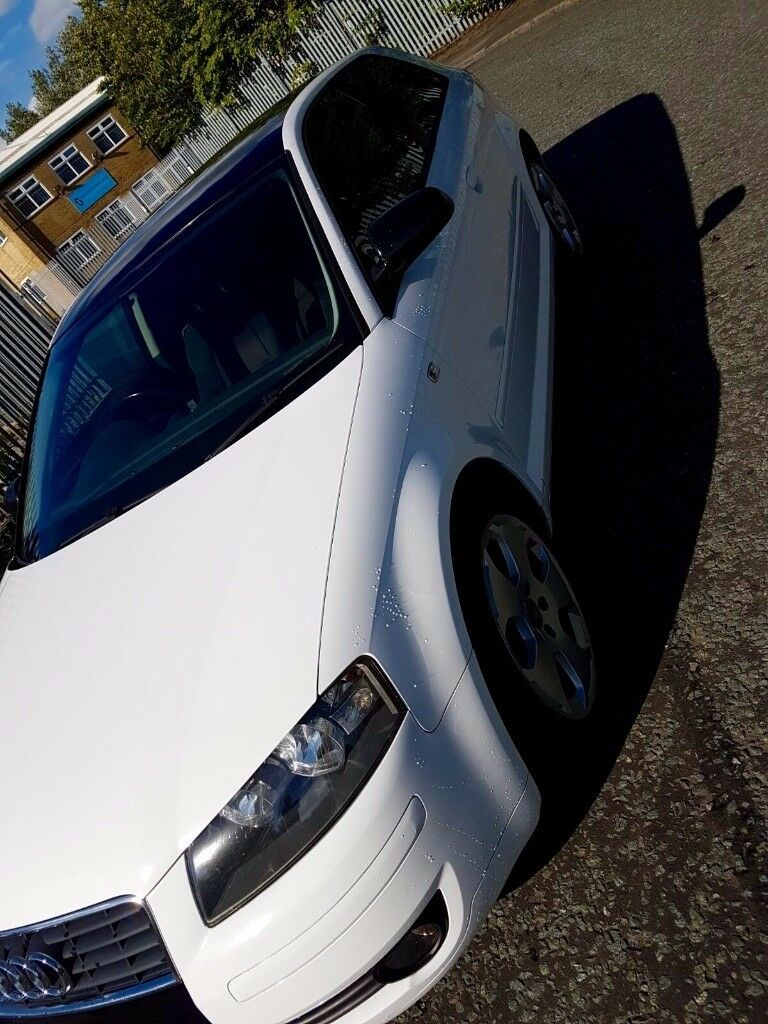 Audi A3 1.6 Sport (Manual) *Ideal for first time/younger drivers - low insurance*