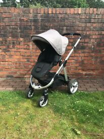 ICandy Apple 2 Pear Pram