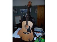 Crafter Lite T guitar