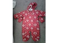 Marks and Spencer snow suit 3-6 months