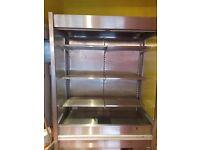 Catering/commercial open fridge