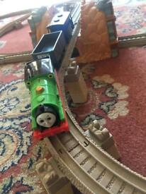 Thomas and friends - Sodor adventures railway track