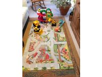 Selection of boys toys 2 to 5 years