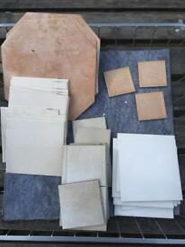 Free - selection of ceramic tiles