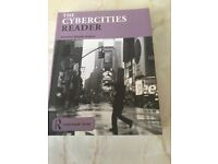 Paperback-non fiction book The Cybercities Reader