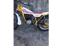 Yamaha ty 250 trials twinshock
