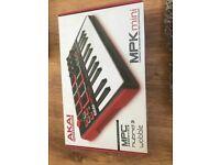 Akai Professional MPK Mini Midi Keyboard w/ Box