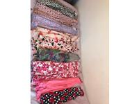 MASSIVE bundle of girls clothes and shoes, 38 items! Ages 6/7/8