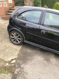 Vauxhall Corsa CDT1
