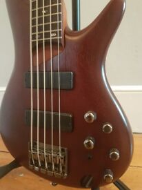 Ibanez sr505 in Brown Mahogony *3 Months old*