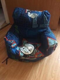 Thomas bean bag chair