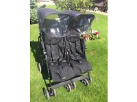 Maclaren Twin Techno (Double Buggy)