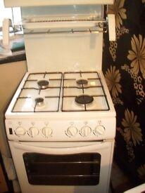 new world 50cm gas cooker