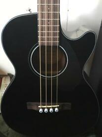 Fender CB60SCE Acoustic Bass