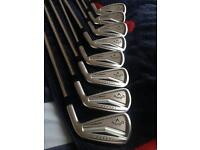 Callaway Apex Pro Forged Irons