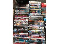 194 DVD's