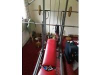 custom made gym