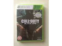 Brand New And Sealed Call of Duty Black Ops Xbox 360 Game