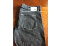 Genuine Hugo Boss Maine 1 Regular Fit Jeans - 38W x 32L - never worn, excellent condition