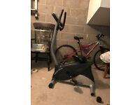 Reebok Premier Series, exercise bike, hardly used, good condition