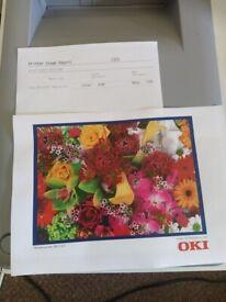 OKI color laser printer C321dn RRP £250