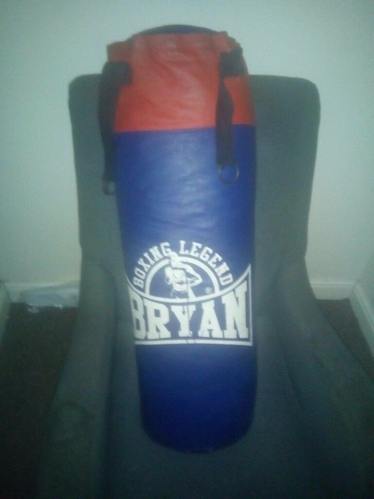 heavy duty boxing bag