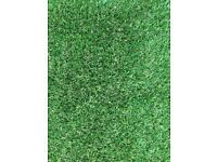 Artificial grass roll end,brand new,6m long X1.42 wide top quality 40 mm thick bargain, £90