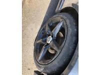 """18 """" penta alloy wheels"""