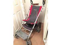 McLaren special needs push chair