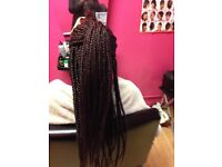 Betty Afro Caribbean braids& weave. Our services include: box braids, Ghana weaving,weaves,cornrows.