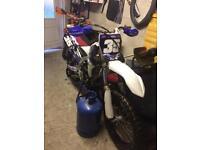 Yamaha yzf 250 2014