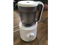 Philips Avent Combined BabyFood Steamer and Blender