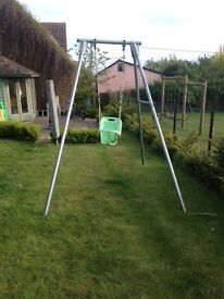 TP Toys swing and frame