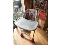 Chicco Polly easy high chair