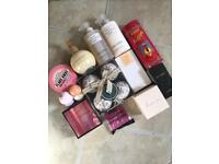 Perfume Bath Lotion Bundle