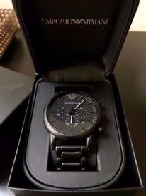 Emporio Armani mens watch #AR1895