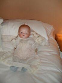 Armand Marseille porcelain doll