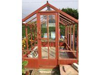 Red Cedar Greenhouse - FREE