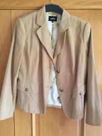 Ladies Cord Jacket