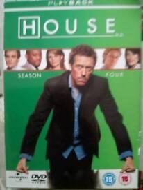 House season 4 box set for sale