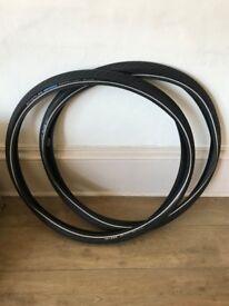 "Schwalbe Marathon Plus (28x1""1/2 700x38B) Bike Tyres - Unused"