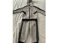 Baby boys adidas tracksuit 9-12 months