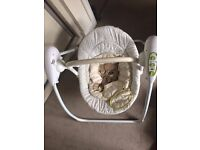 Mothercare Loved So Much Swing- Good Condition